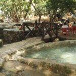 ヌエボ・イストラン温泉, メキシコ