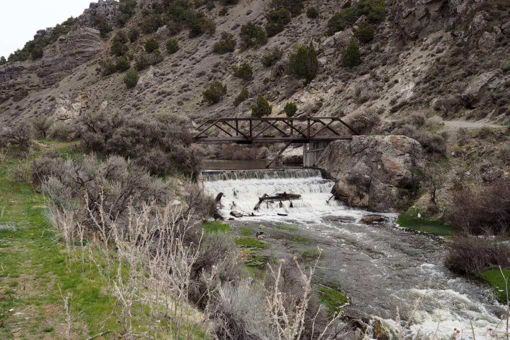 Wrecked Bridge 1