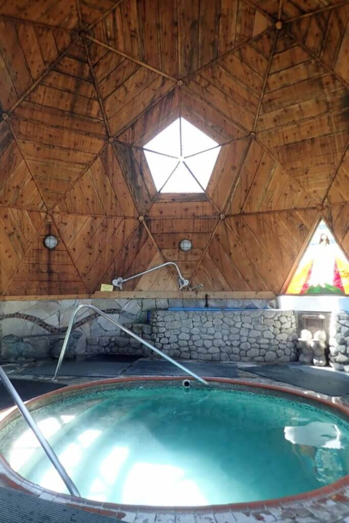 Temple Dome Hot Pool 2