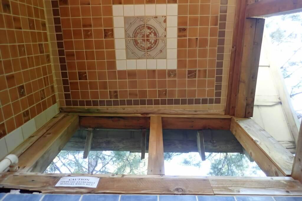 Open-air Bathroom 5