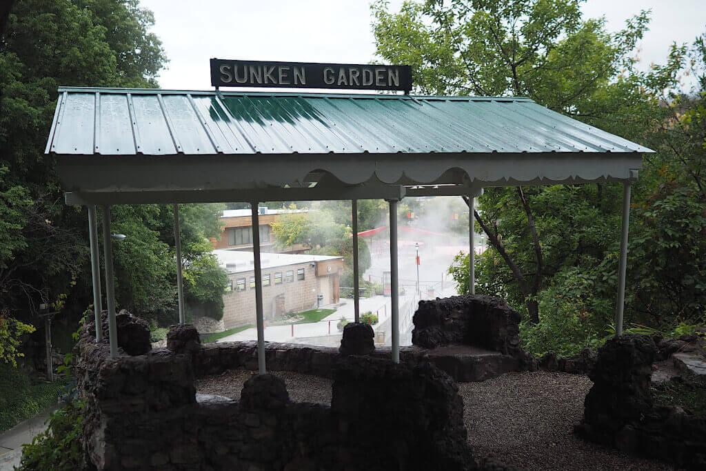 Sunken Garden 1