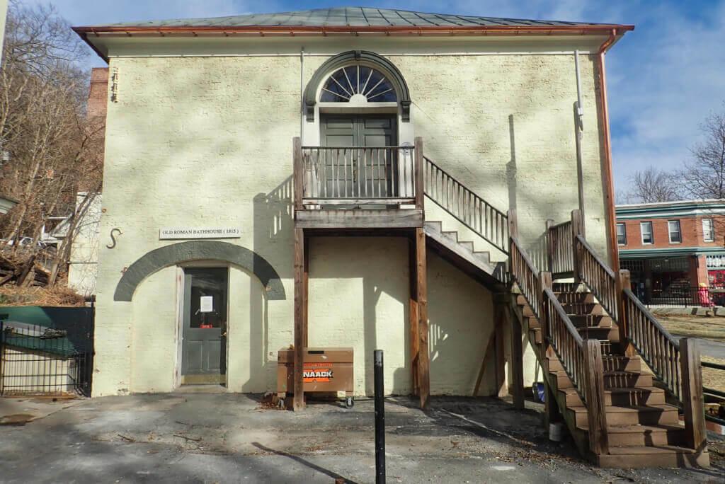 Old Roman Bathhouse 3