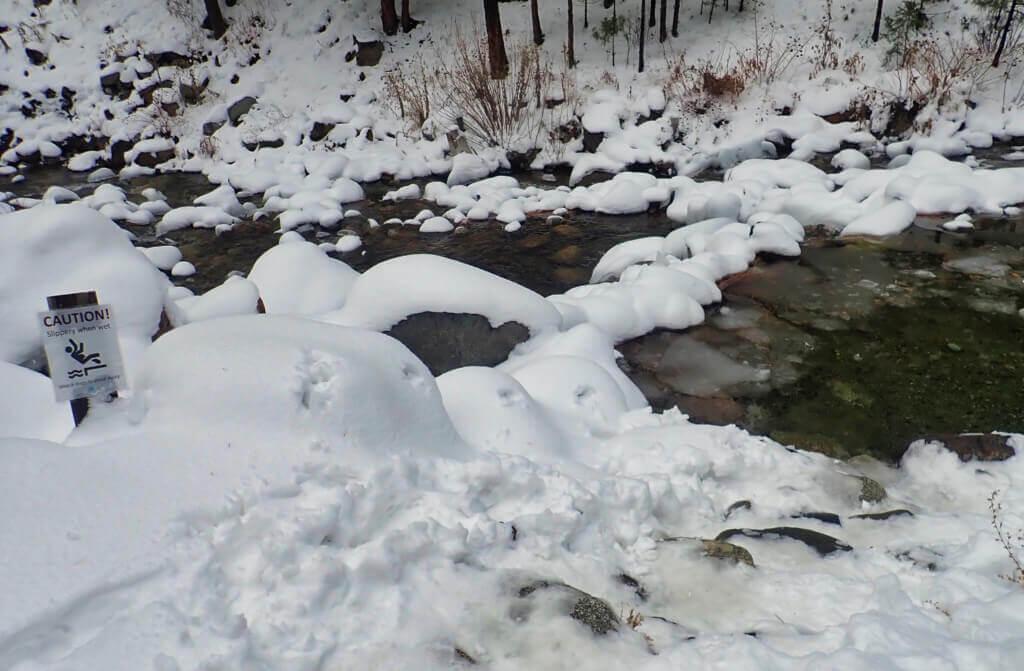 Parks Creek 3