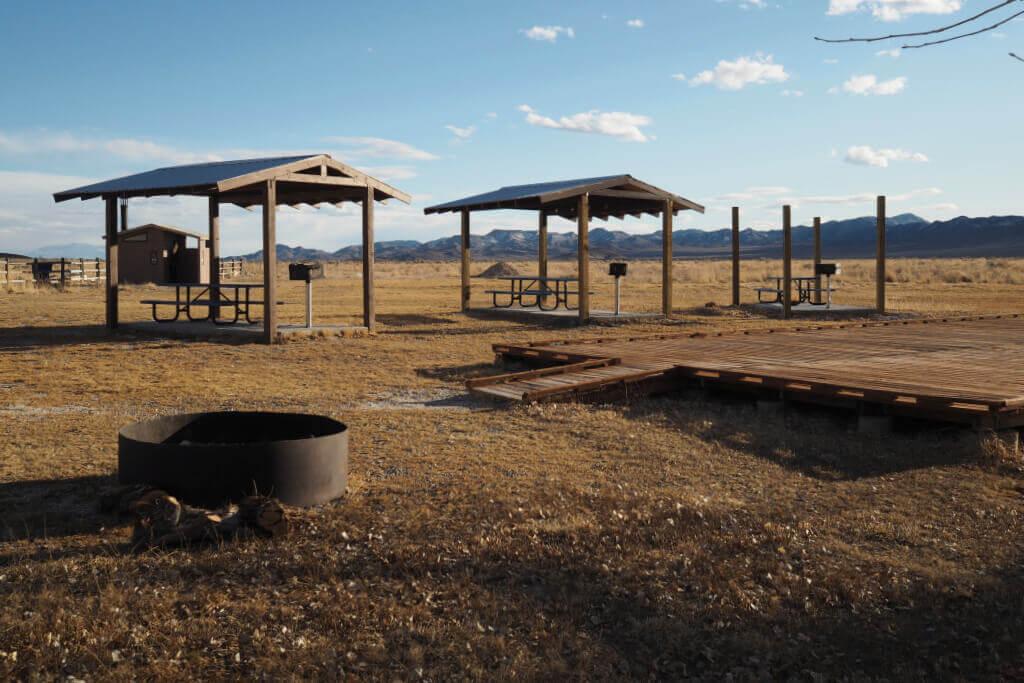 Pavilions 1