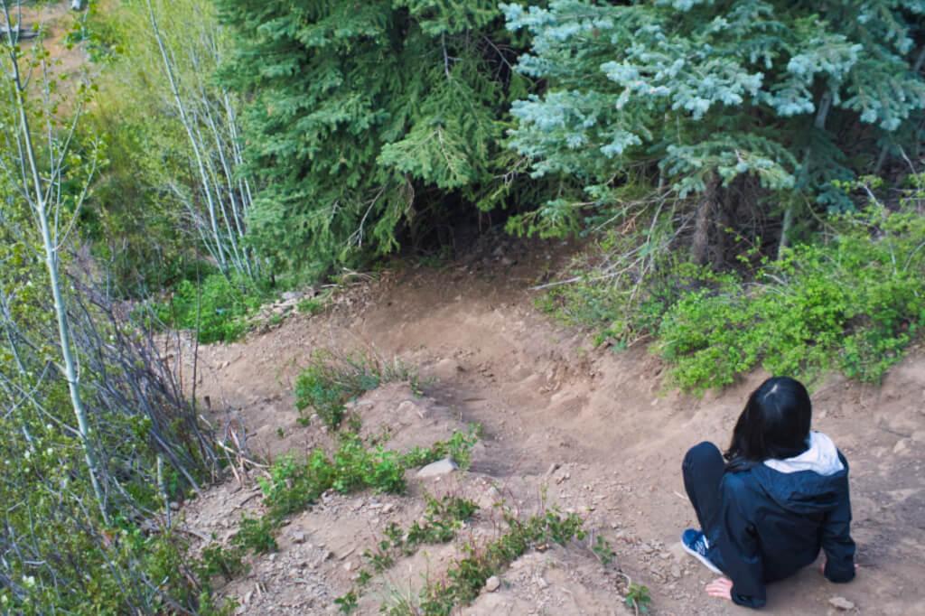 Steep Slope 1