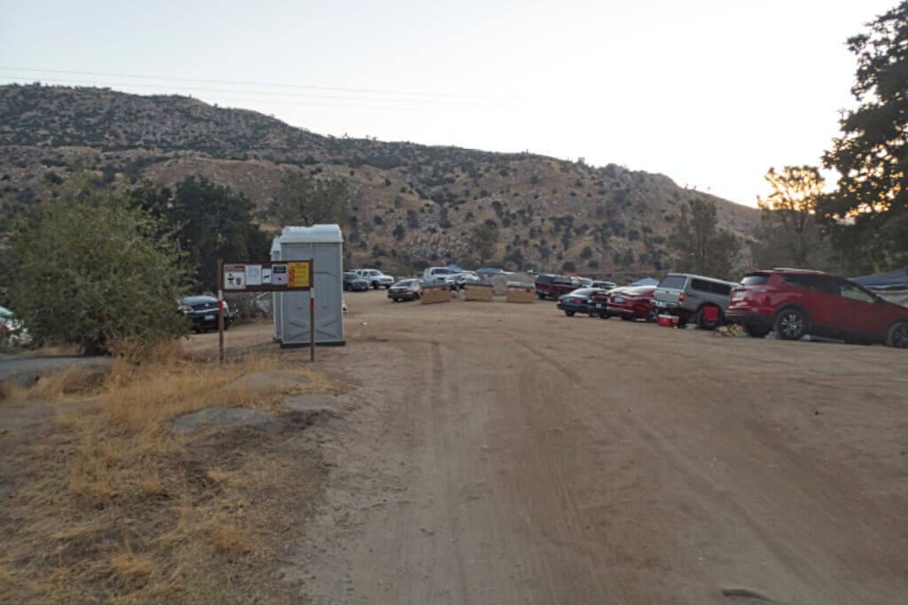 Plenty Parking Lot