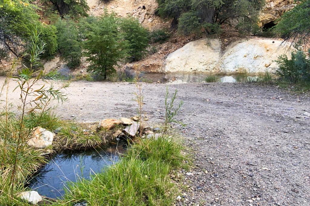 Abandoned Mine 1