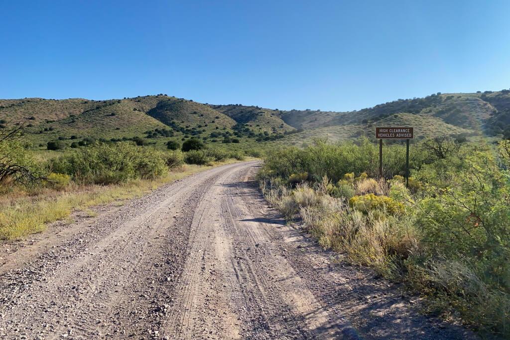 Dirt Road 1
