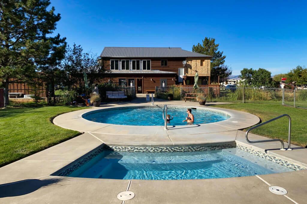 Outdoor Pool 2
