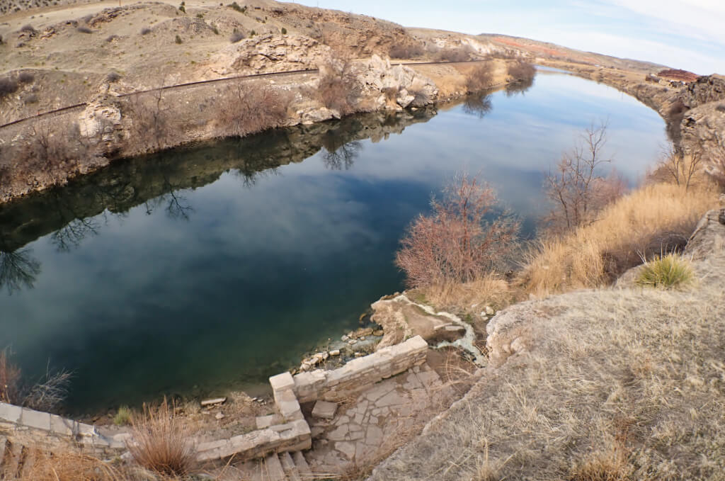 The Bighorn River 1